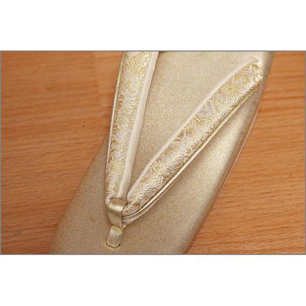 草履 沙織 フォーマル紗織 紗織 Mサイズの草履 礼装用の草履 日本製|kimono-waku|02