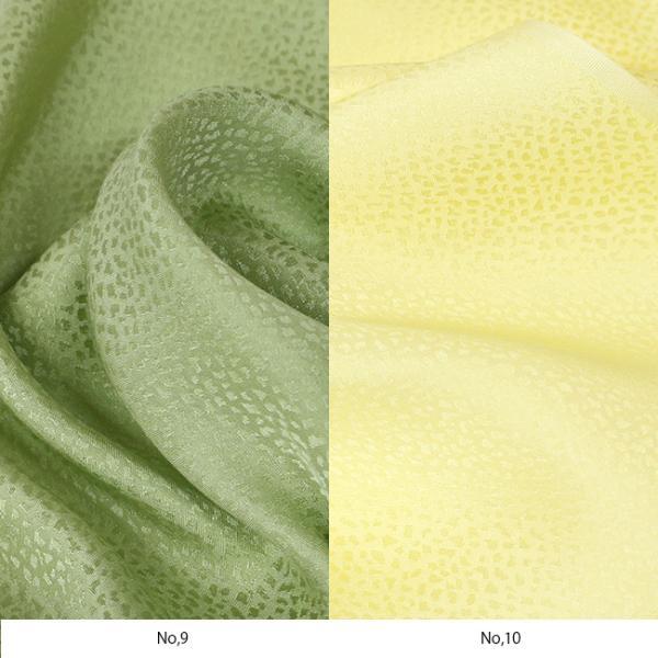 シルク 綸子 絹 10cm 単位 カット 吹雪 地模様 無地 正絹 手作り 和小物 和雑貨 20色 綸子|kimonocafe-y|11