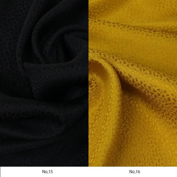 シルク 綸子 絹 10cm 単位 カット 吹雪 地模様 無地 正絹 手作り 和小物 和雑貨 20色 綸子|kimonocafe-y|14