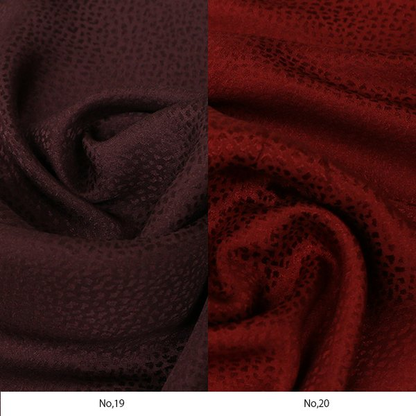 シルク 綸子 絹 10cm 単位 カット 吹雪 地模様 無地 正絹 手作り 和小物 和雑貨 20色 綸子|kimonocafe-y|16