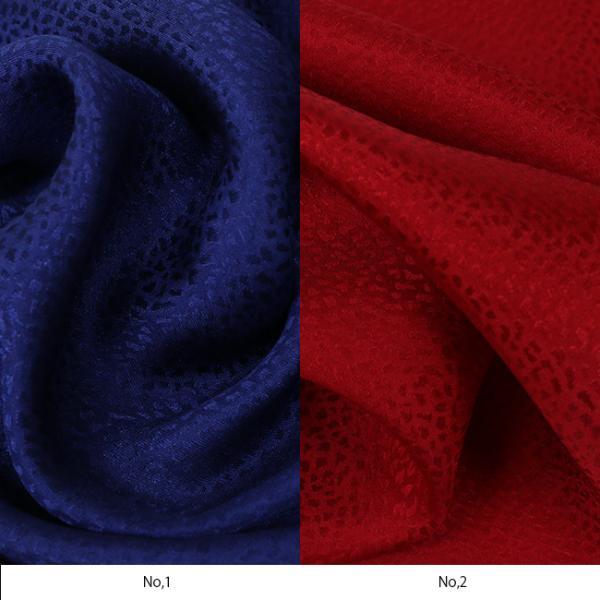 シルク 綸子 絹 10cm 単位 カット 吹雪 地模様 無地 正絹 手作り 和小物 和雑貨 20色 綸子|kimonocafe-y|07