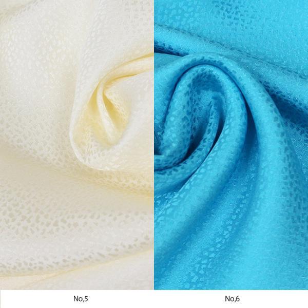 シルク 綸子 絹 10cm 単位 カット 吹雪 地模様 無地 正絹 手作り 和小物 和雑貨 20色 綸子|kimonocafe-y|09
