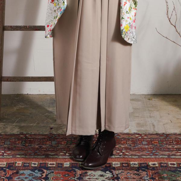 2020新作 Raffine mocha ラフィネモカ 二尺袖着物+重ね衿+袴 3点セット 全2種 袴4サイズ S M L LL 女子 レディース 卒業式 大人 小学生 RM-5 hakama-lds13|kimonohiroba-you|05