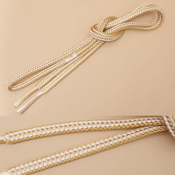 留袖用帯締め「正絹 平組帯締め」|kimonomachi|02