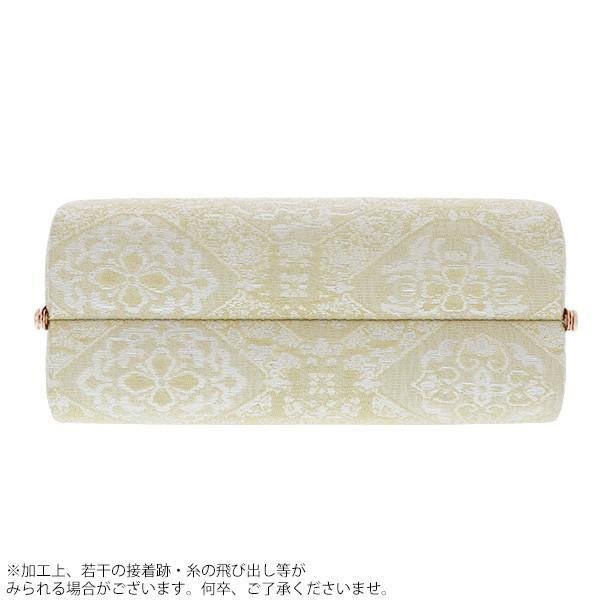 礼装 草履バッグセット「ゴールド 吉祥菱格子」Mサイズ 1の2枚芯 フォーマル 金鷲謹製 結婚式、入学式、卒業式、式典など|kimonomachi|04