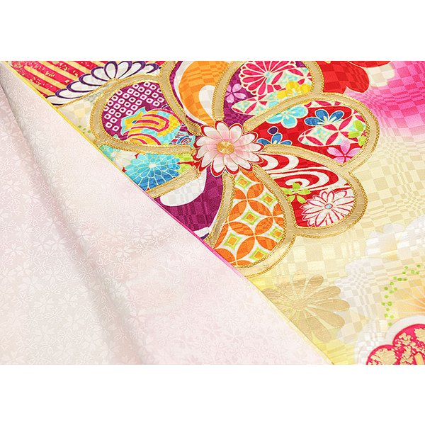 振袖セット 成人式 お誂え仕立付 正絹京友禅振袖フルセット|kimonowashou|06