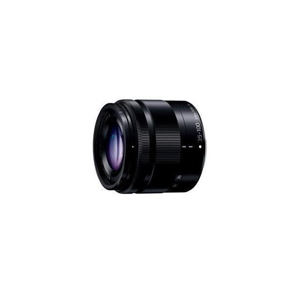 「納期約2週間」「お一人様1台限り」H-FS35100-K [Panasonic パナソニック] 交換用レンズ LUMIX G VARIO 35-100mm F4.0-5.6 ASPH./MEGA O.I.S. ブラック