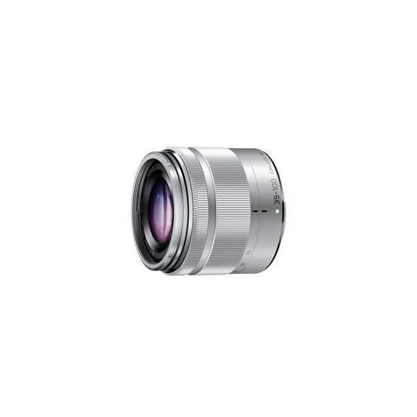 「納期約3週間」「お一人様1台限り」H-FS35100-S [Panasonic パナソニック] 交換用レンズ LUMIX G VARIO 35-100mm F4.0-5.6 ASPH./MEGA O.I.S.