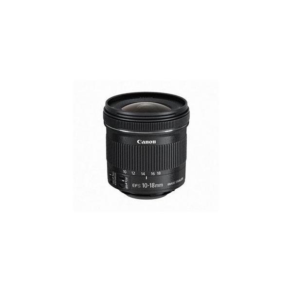 【納期約1〜2週間】「お一人様1台限り」EFS10-18ISSTMcanon 交換用レンズ EF-S10-18mm F4.5-5.6 IS STM EFS1018ISSTM
