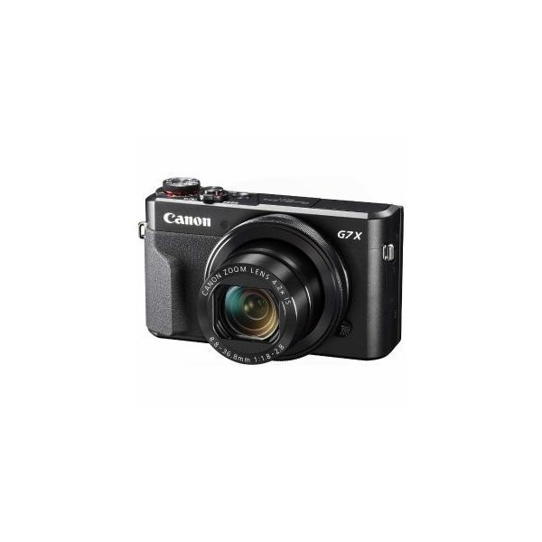 【納期約1〜2週間】「お一人様1台限り」[CANON キヤノン] デジタルカメラ PowerShot パワーショット G7 X Mark II PSG7XMK2