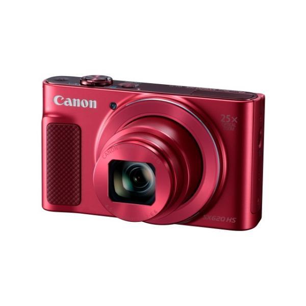 ◆【在庫あり翌営業日発送OK A-8】「お一人様1台限り」PowerShot SX620 HS(RE) [CANON キヤノン] コンパクトデジタルカメラ PowerShotSX620HSRE レッド