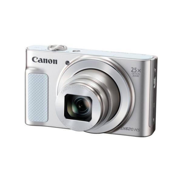 「お一人様1台限り」◆【在庫あり翌営業日発送OK A-8】PowerShot SX620 HS(WH) 【送料無料】[CANON キヤノン] コンパクトデジタルカメラ