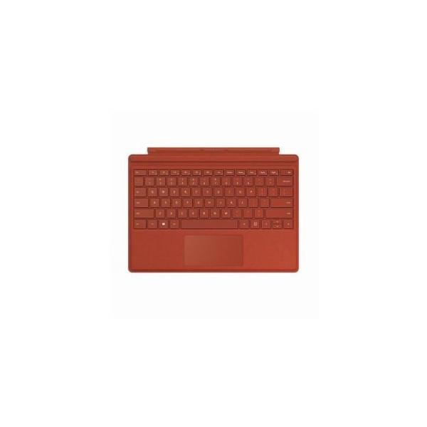「納期約3週間」「お一人様1台限り」Microsoft マイクロソフト FFP-00119 Surface Pro タイプ カバー ポピーレッド FFP00119