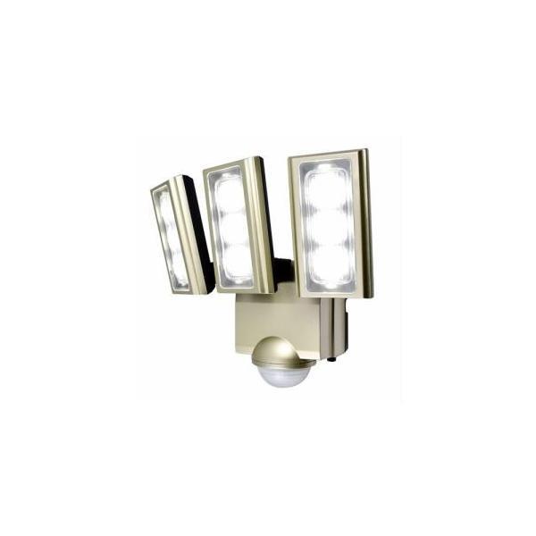 「納期約1〜2週間」ELPA ESL-ST1203AC 屋外用LEDセンサーライト AC電源 ESLST1203AC