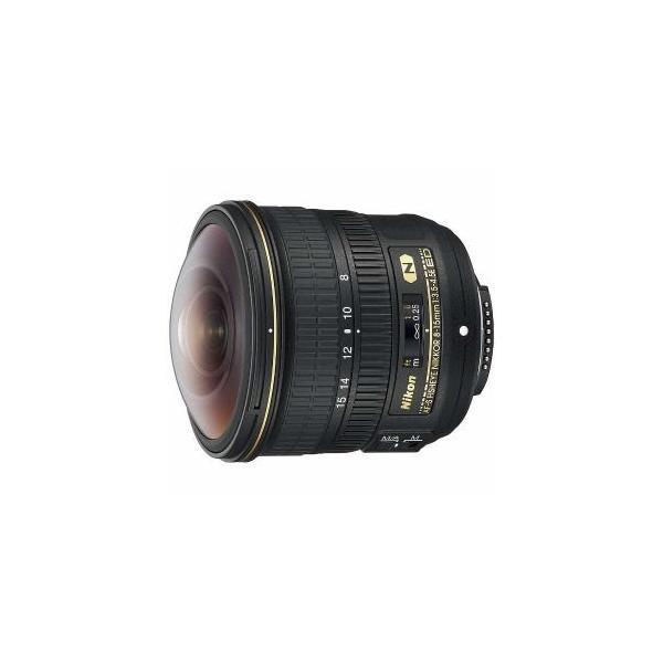 「納期約1〜2週間」「お一人様1台限り」Nikon ニコン AFS8-15E 交換用レンズ AF-S Fisheye NIKKOR 8-15mm F3.5-4.5E ED AFS8-15E
