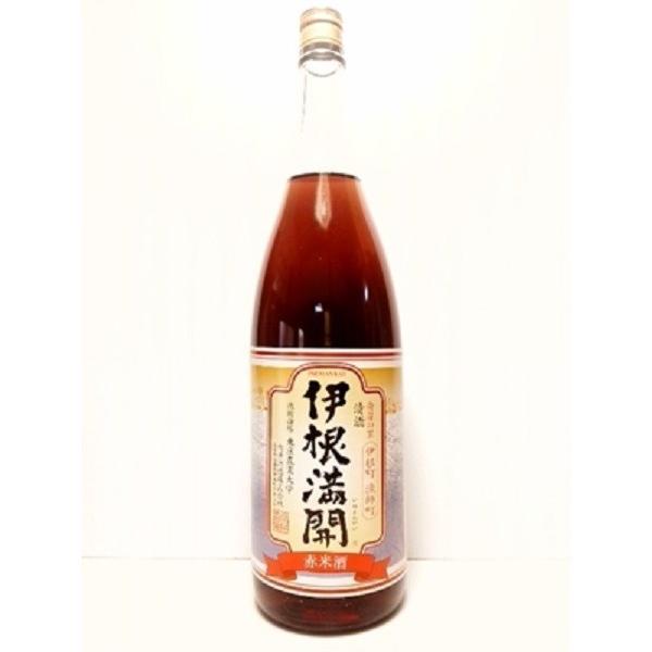 日本酒 京の春 伊根満開 赤米酒 1800ml  京都 地酒