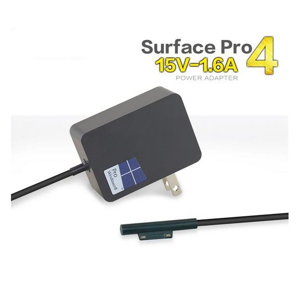 純正新品マイクロソフトMicrosoftSurfacePro4(Core-M)SurfaceGo用24WACアダプター15V1.