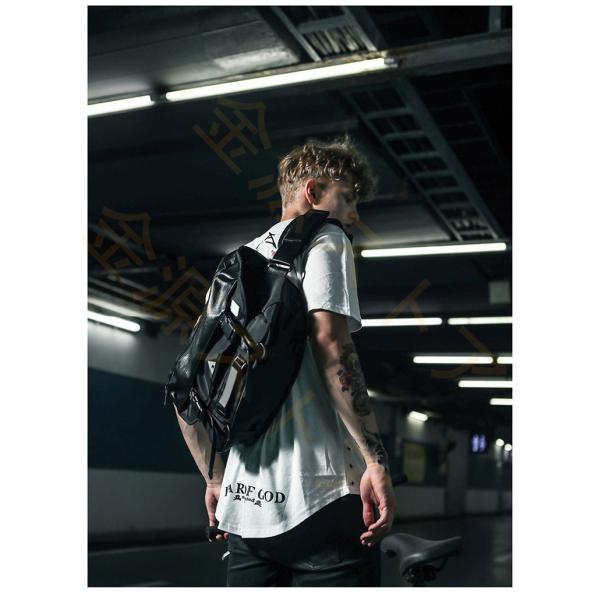 メッセンジャーバッグ メンズ ショルダーバッグ レディース ボディバッグ 斜めがけバッグ 鞄 自転車 通勤 通学 軽量 大容量 アウトドア kingen 08