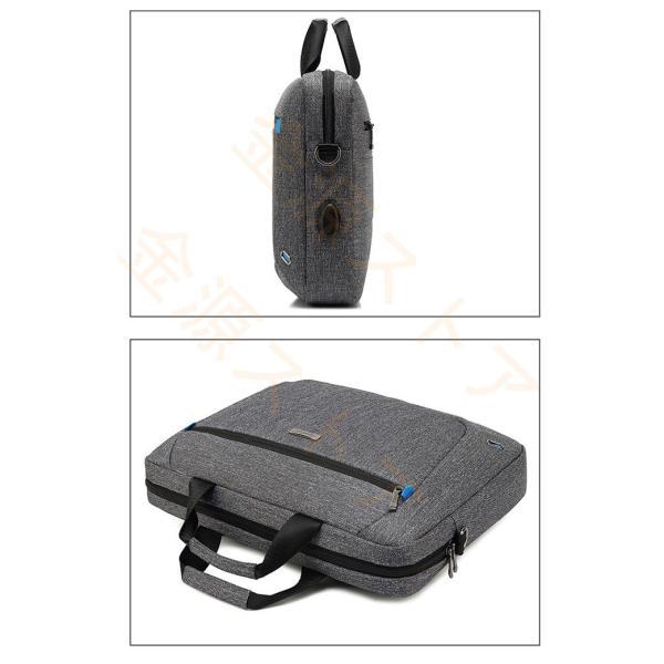 ビジネスバッグ メンズ レディース パソコンバッグ ショルダーバッグ ハンドバッグ 2way 大容量 通勤 通学 撥水加工 耐衝撃 撥水加工 USB充電ポート|kingen|08