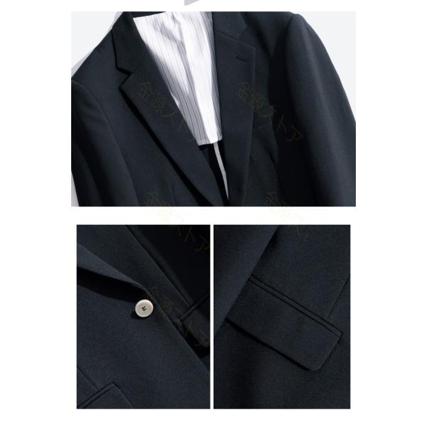 ジャケット メンズ テーラード ジャケット 夏 ブレザー サマー テーラード 長袖 ビジネス 紳士用 通勤 カジュアル アウター jacket 細身 春 秋|kingen|15