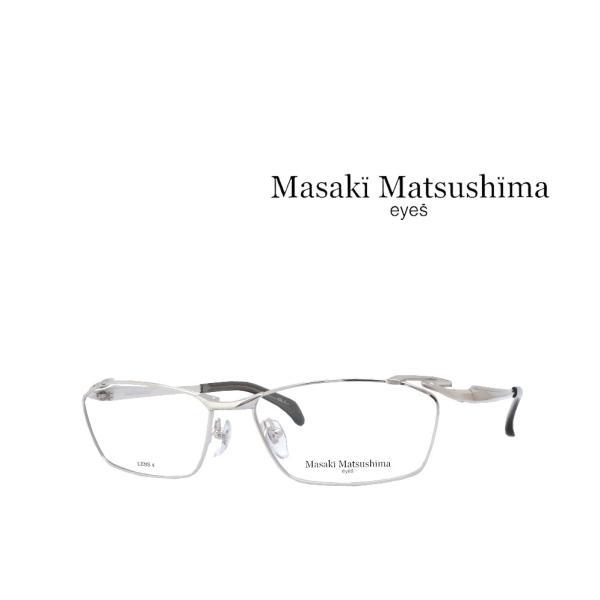 【Masaki Matsushima】 マサキ マツシマ メガネフレーム MF-1211   COL1  シルバー