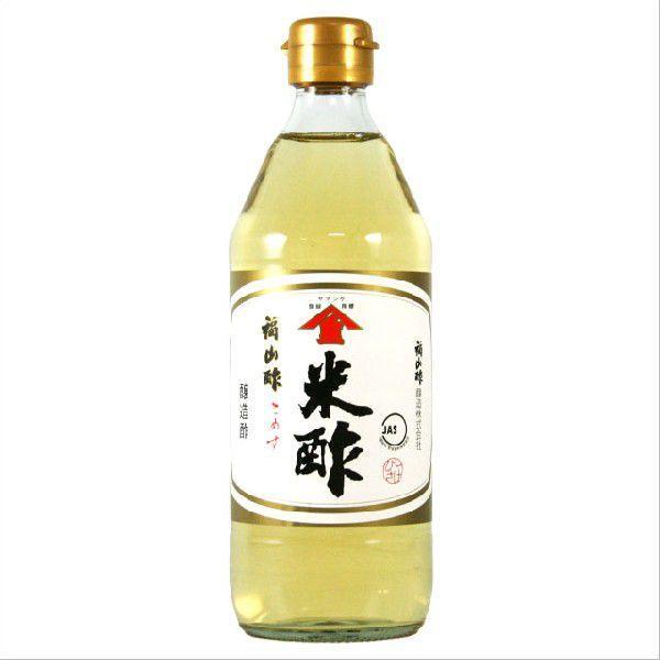 福山酢醸造 本造り米酢 500ml