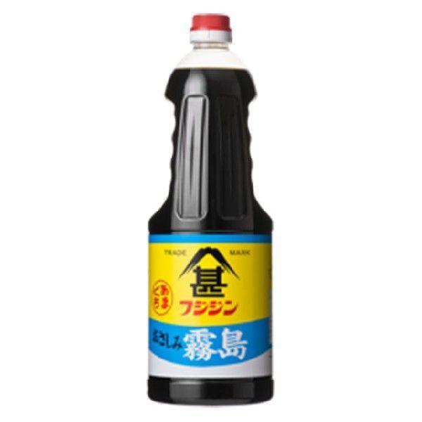フジジン 甘口さしみ醤油 霧島 1.8L [富士甚醤油/刺身醤油/大分県]