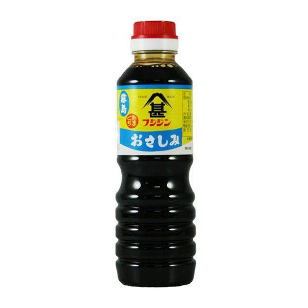 フジジン 甘口さしみ醤油 霧島 360ml [富士甚醤油/刺身醤油/大分県]