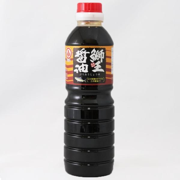 マルコ 鰤王醤油 500ml