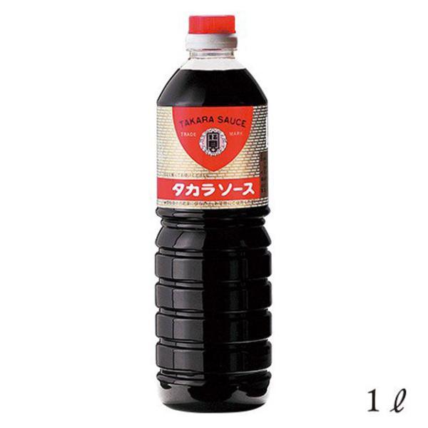 サクラカネヨ タカラソース(ウスターソース) 1000ml  吉村醸造 ソース 鹿児島県