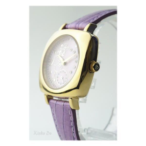 ディズニー・デイジー腕時計|kinkodo|03