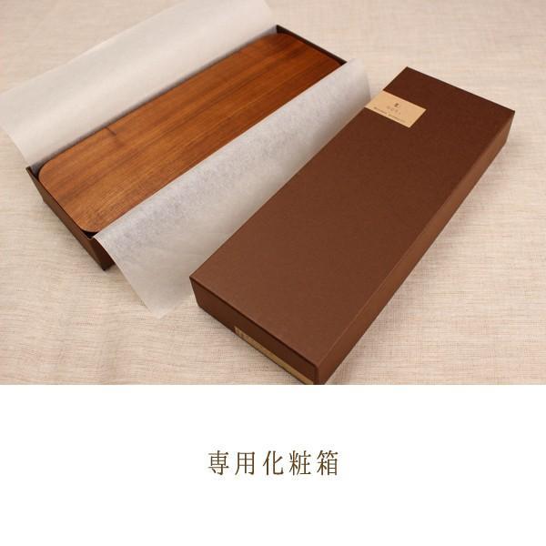 木のカトラリーケース 天然木削り出し|kinokura|04