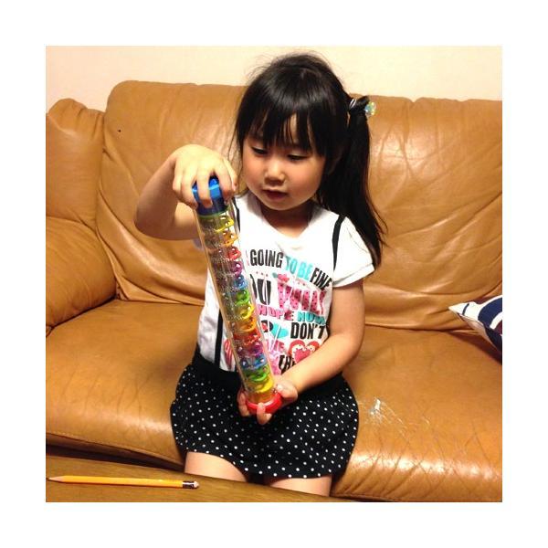 木のおもちゃ ドイツ goki ゴキ社 レインスティック 節句 入園 卒園 入学-P|kinoomocha|04