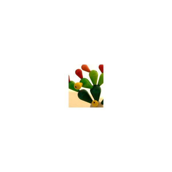 木のおもちゃ Plantoys プラントイ サボテンバランスゲーム kinoomocha 04