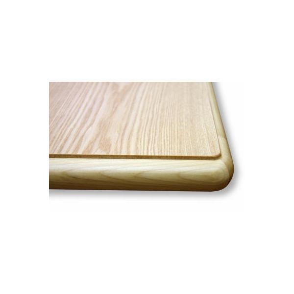 こたつ板 こたつ天板 タモ 角丸 正方形 90cm角 天然木 シンプル ラウンド 和 洋 ナチュラル 国産 日本製