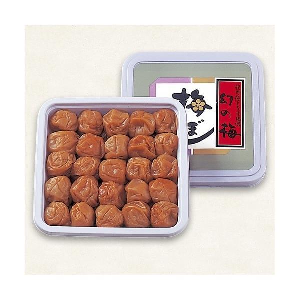 幻の梅 1.1kg詰め(お徳用簡易容器)【塩分】約5%|kinoya-kawabe-foods|02