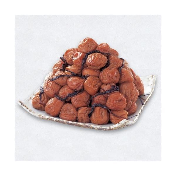 南高しそ梅干(徳用) 1.6kg 【塩分】約10%|kinoya-kawabe-foods