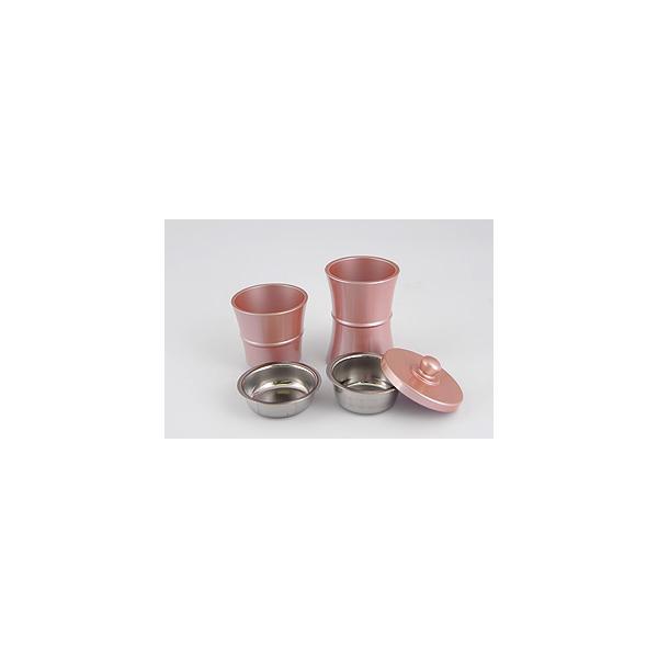 銅器パステル型お水入れ・ご飯入れ サイズ:小