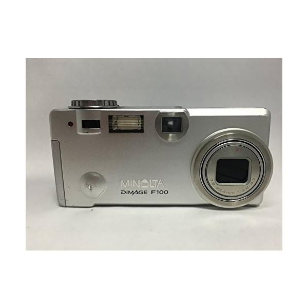 (中古品)MINOLTA デジタルカメラ DiMAGE F100