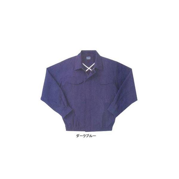 サンエス 空調風神服 KU90600 長袖ワークブルゾン 表:厚生地:綿100%/裏:ポリエステル100% ファン無し単品