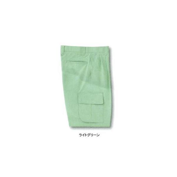 サンエス WA825(BC825) ツータックカーゴパンツ ポプリン(綿60%・ポリエステル40%) ストレッチ 帯電防止素材