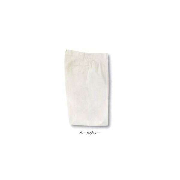 サンエス WA826(BC826) 脇ゴムツータックパンツ ポプリン(綿60%・ポリエステル40%) ストレッチ 帯電防止素材