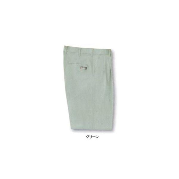 サンエス WA10314(BC10314) ツータックパンツ サマーツイル(ポリエステル65%・綿35%) ストレッチ 帯電防止素材