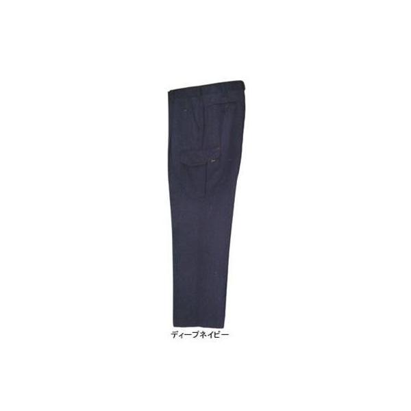 ジーベック 1496 ワンタックラットズボン T/Cサマーツイル ポリエステル65%・綿35% 帯電防止素材