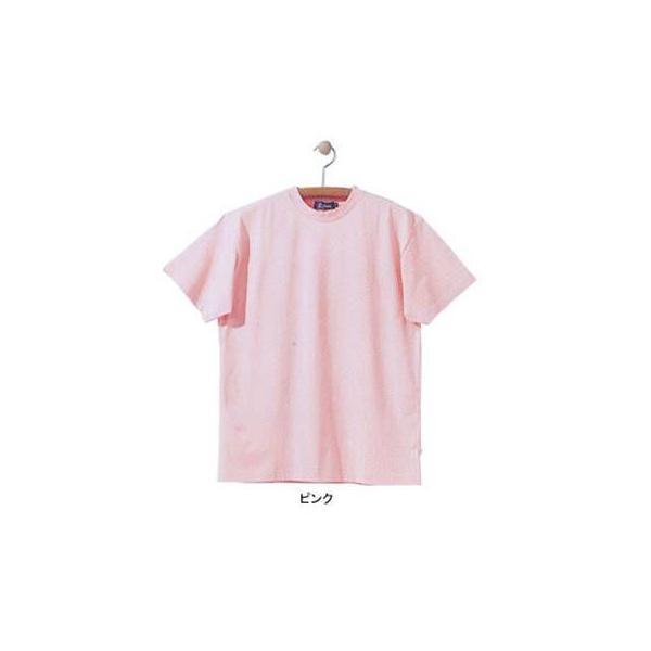 ジーベック 12000 半袖Tシャツ 天竺 綿100%(ヘビーウェイトコットン) 伸縮素材