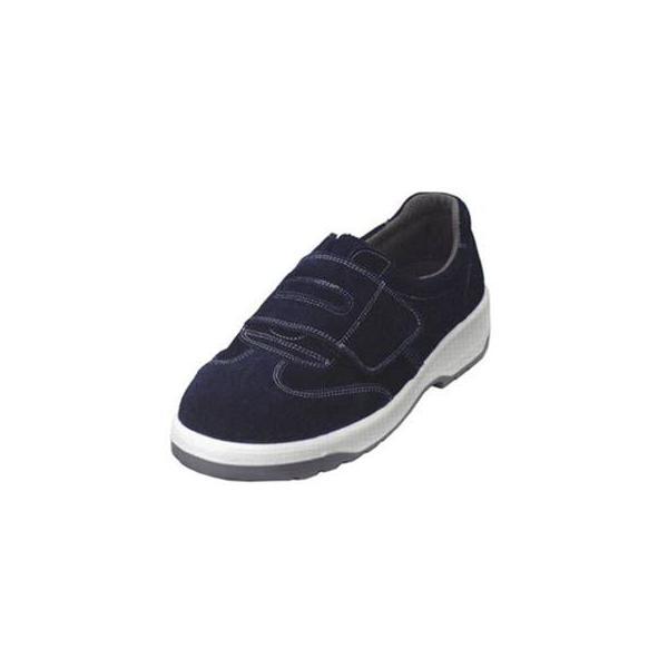 エンゼル AN3053ベロア ウレタン2層底安全靴ベロア
