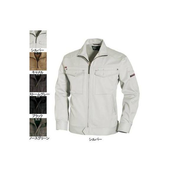 バートル 1201 ジャケット T/Cソフトツイル 制電ケア設計 ポリエステル65%・綿35%