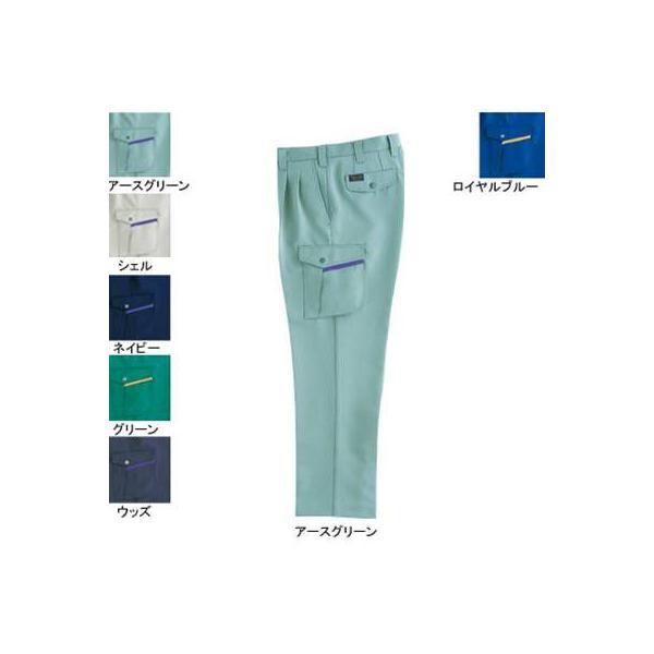 作業着 作業服 バートル BURTLE 9002 ツータックカーゴパンツ 70〜88 ストレッチ かっこいい|kinsyou-webshop
