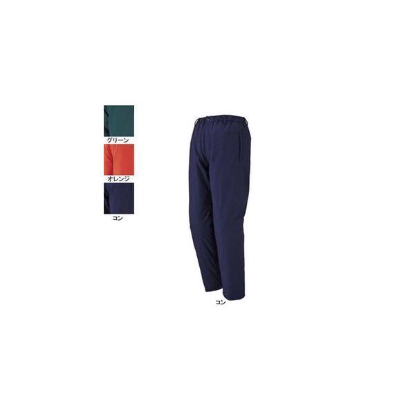 ジーベック 530 防寒パンツ [表]ナイロン100%(タッサー)、[裏]ポリエステル100%(ワッフルライナー) 耐水圧3000mm 透湿性5000g 防風性