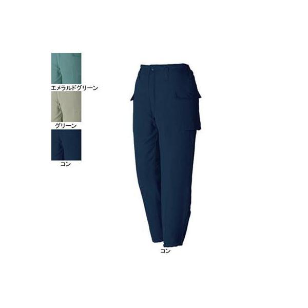 ジーベック 427 防寒パンツ [表]ポリエステル100%(ポリエステルツイル)、[裏]ポリエステル100%、[中綿]ポリエステル100%